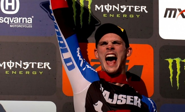 Vidéo : Tim Gajser – Determined to succeed