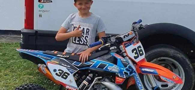 Vol à Namur : avez-vous vu la moto de Lucas ?