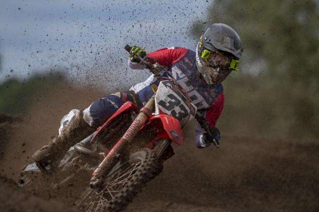 Retour à la compétition encourageant pour Julien Lieber à Arnhem