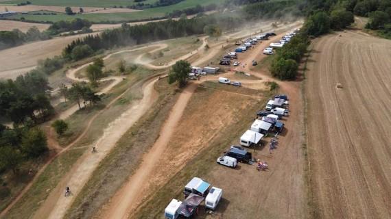Un week-end réservé aux pilotes AMPL à Moulins-Saint-Hubert