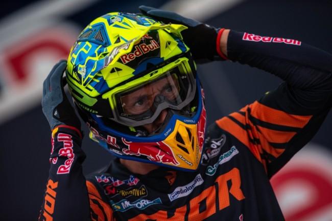 Antonio Cairoli remporte sa première victoire de la saison à Kegums