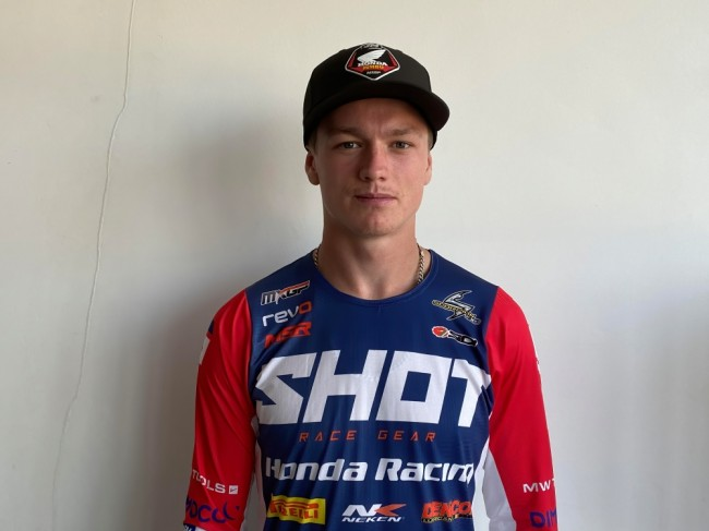 Dylan Walsh remplacera Julien Lieber chez JM Honda Racing