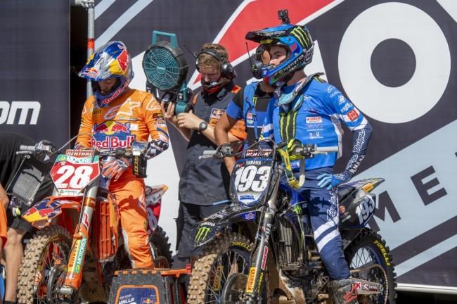 MXGP : les meilleurs moments du GP de Kegums en images