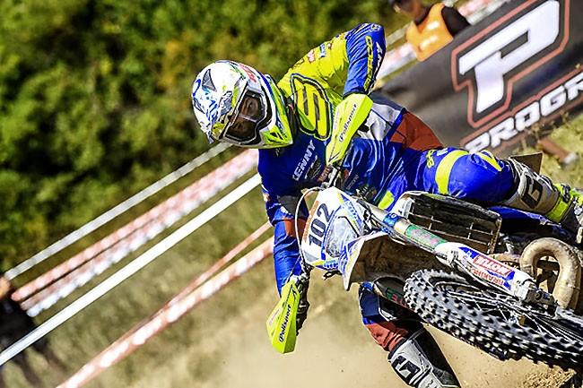 Antoine Magain meilleur Belge en Italie