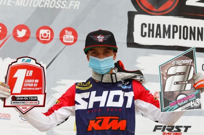 Vidéo : la course des Espoirs 85cc à Castelnau-de-Levis