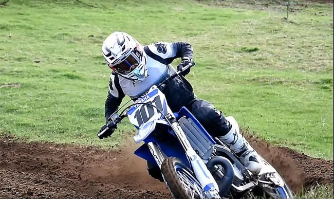Vidéo : Ben Townley au guidon d'une Yamaha 250 2-temps