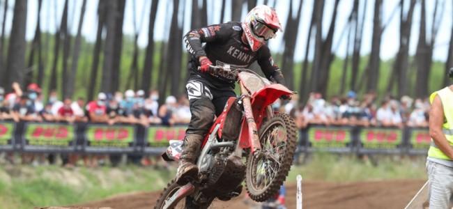 Jeremy Van Horebeek double vainqueur à Magescq