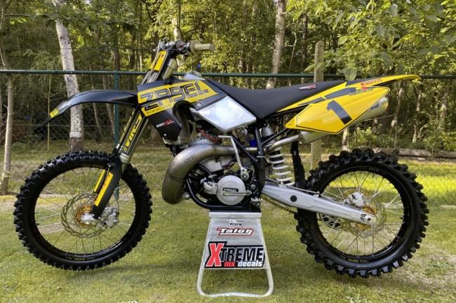 Une Zabel 700cc développée par Mike Vanderstraeten
