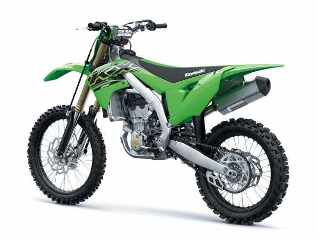 La nouvelle Kawasaki KX250 arrivera à la fin du mois de septembre