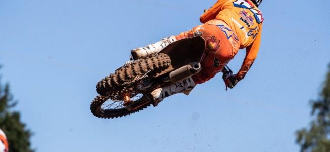 MXGP : Jeffrey Herlings s'offre les deux manches à Faenza