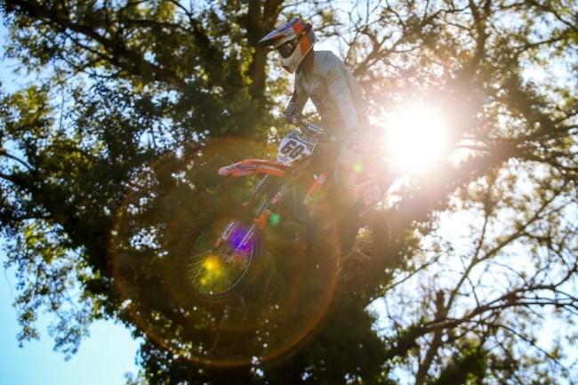 EMX2T : Brad Anderson, sans surprise