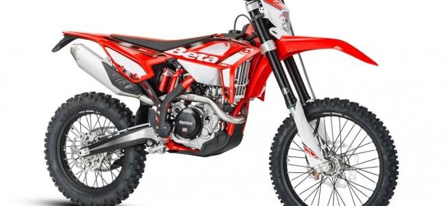 Les nouvelles Beta RR Racing 2021 arrivent en octobre