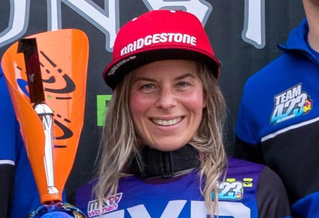 Larissa Papenmeier prend la tête du mondial féminin