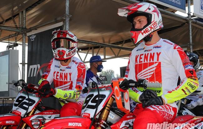 Vidéo MXGP : Team Report – Honda SR Motoblouz