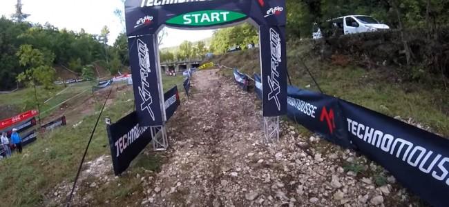 EnduroGP : dans une spéciale du GP de Spoleto