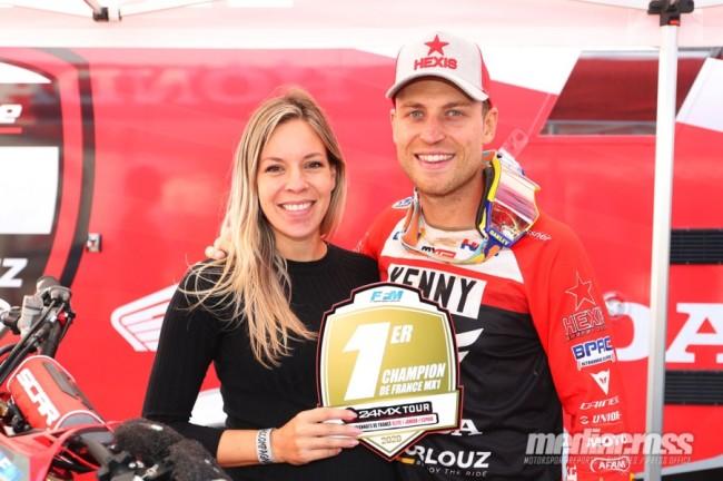 Jeremy Van Horebeek champion de France !