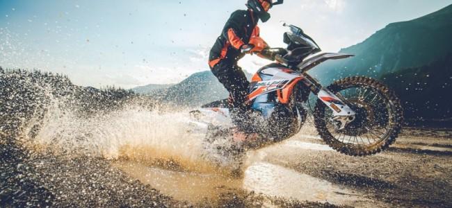 La KTM 890 Adventure R Rally ouvre de nouveaux horizons