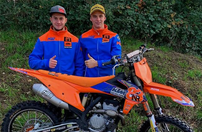 Benoît Englebert rejoint le team NR83 KTM