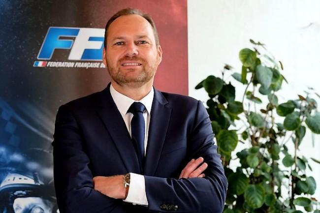 Sébastien Poirier prend les rênes de la Fédération Française de Motocyclisme