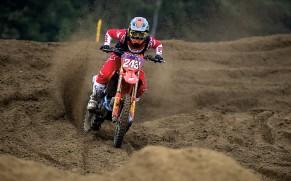 Tim Gajser intouchable dans le sable de Lommel