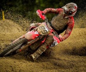 MXGP : un tour de trop pour Jeremy Van Horebeek