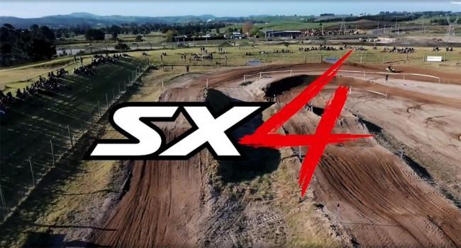 SX4 : le nouveau concept signé Ben Townley