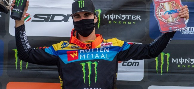 Thibault Benistant découvrira le mondial MX2 dès ce dimanche