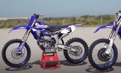 Quelle Yamaha pour le sable ? La 250 YZF face à la 450 YZF