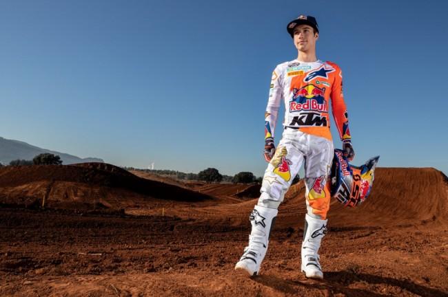 Vidéo : KTM rend hommage au titre mondial de Tom Vialle