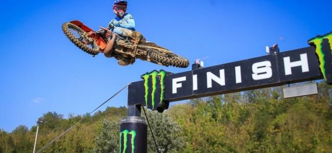 EMX2T : Brad Anderson champion
