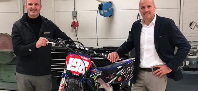 Jumbo confirme son soutien à Hutten Metaal Yamaha Racing pour les deux prochaines saisons