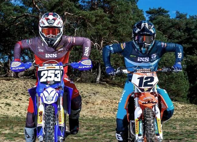 Kevin Brumann en mondial MX2 avec le iXS MXGP Team