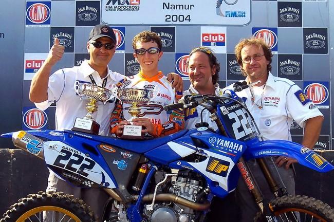 Vidéo : la première victoire en GP d'Antonio Cairoli, à la citadelle de Namur