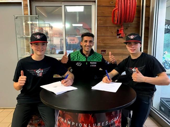 Les frères Coenen nous parlent de leur futur avec Bud Racing
