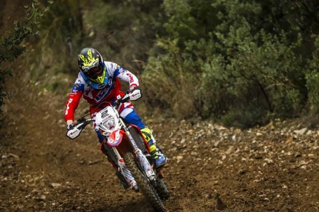 Enduro : Steve Holcombe champion d'Italie