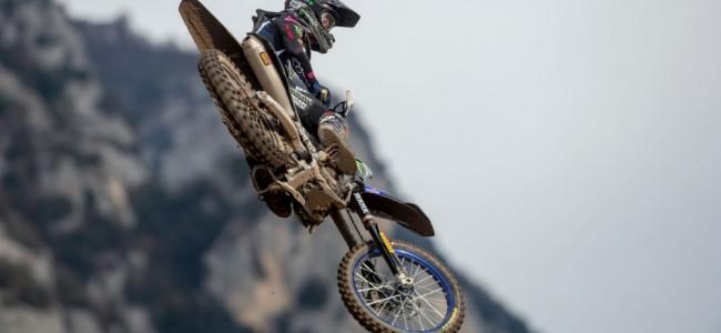 MXGP : les meilleurs moments du GP d'Arco di Trento en images