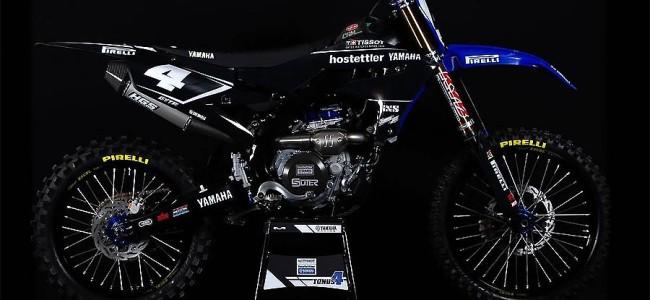 Arnaud Tonus et Valentin Guillod rejoignent le nouveau team Hostettler Yamaha