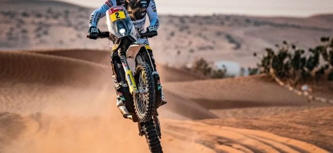 Dakar 2022 : un parcours 100% sable et dunes