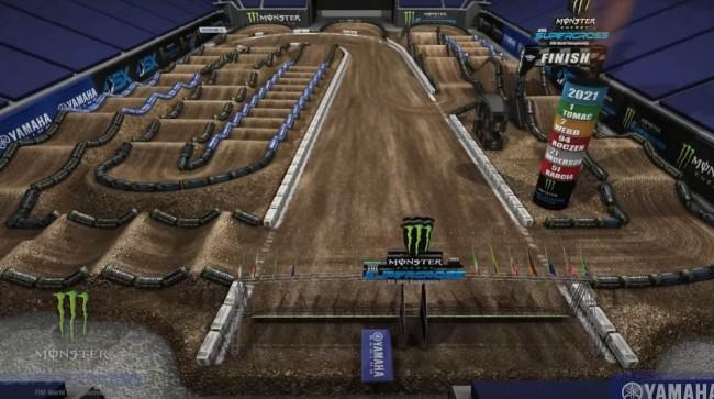 Supercross : le preview du circuit de Houston