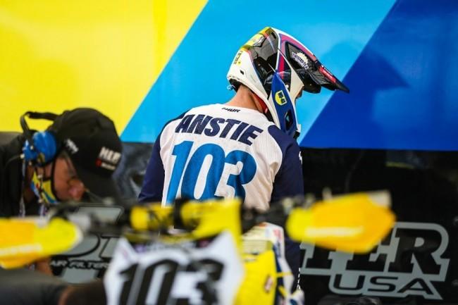 Supercross : Max Anstie fera son come-back ce week-end à Orlando