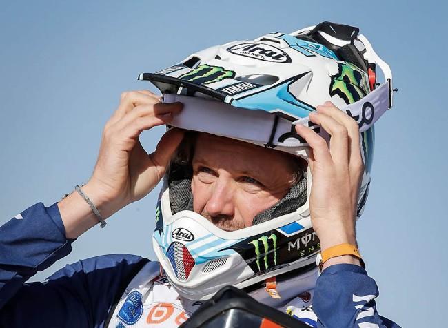 """Adrien Van Beveren fier de son Dakar : """"il y a un an, je ne savais pas si je pourrais encore rouler à moto"""""""