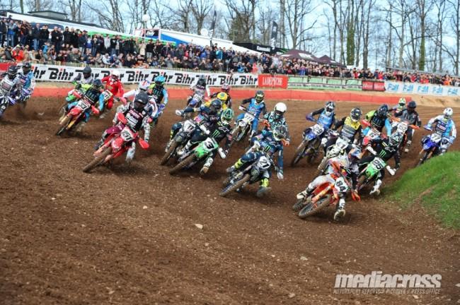 Le motocross international de Lacapelle Marival reporté