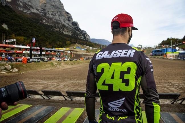 """Interview Tim Gajser : """"J'espère que les fans pourront revenir sur les circuits"""""""