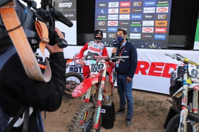Live vidéo : suivez en direct le 2ème round du championnat de motocross espagnol