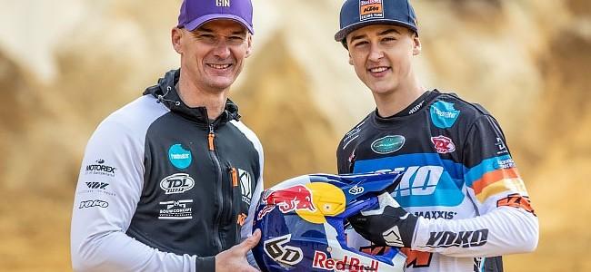 Liam Everts rejoint la famille des athlètes Red Bull