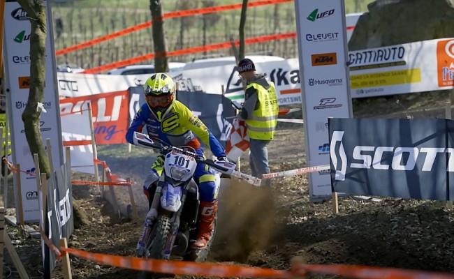 L'ouverture du championnat d'enduro Italien en images