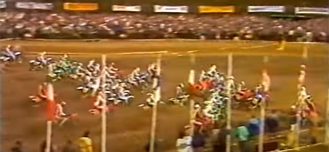 Vidéo : le GP 500 de Markelo en 1986 avec Jobé, Malherbe, Geboers, Thorpe, Van de Ven,…