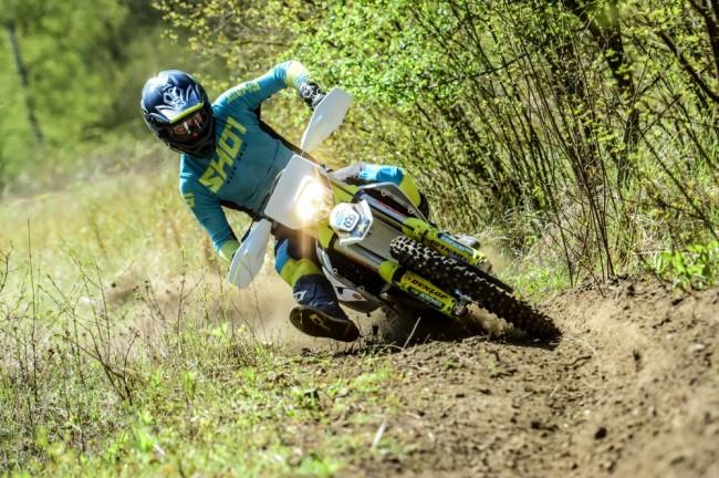 Erik Willems rejoint Shot Race Gear