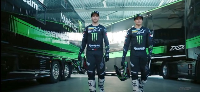 Road to 2021 : le team Monster Energy Kawasaki