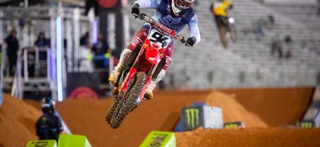 Supercross : Ken Roczen a relancé la course au titre